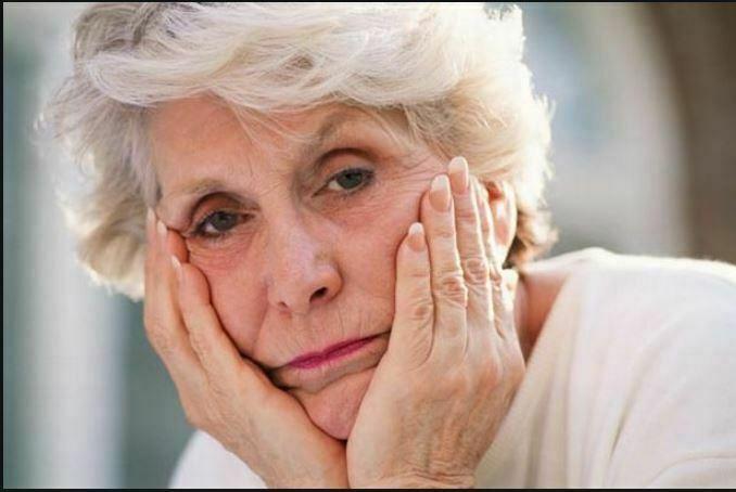 تاثیر سکته مغزی بر شخصیت سالمند
