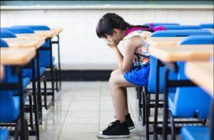 درمان اختلال تیک در کودکان