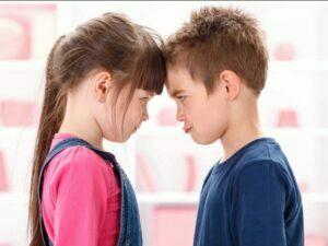 دلایل رقابت فرزندان