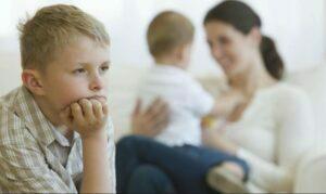 رقابت فرزندان و نیازهای ویژه کودک