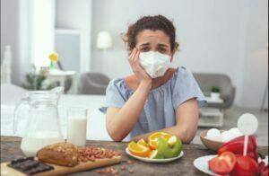 تشخیص  آلرژی های غذایی