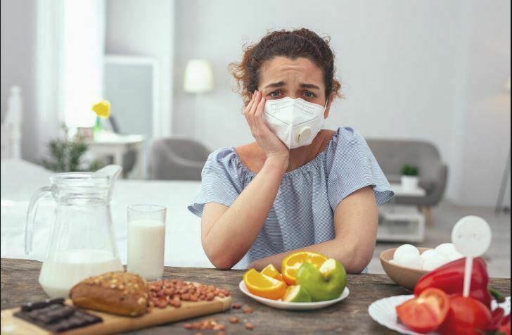 پیشگیری از آلرژی های غذایی
