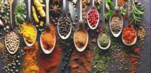 کاهش عوامل التهابی با ادویه