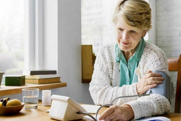 مدیریت فشار خون در سالمندی