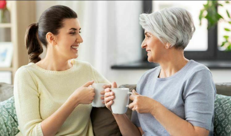 10 نکته برای برقراری ارتباط موثر با سالمند