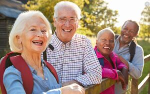 احساس تندرستی در سالمندان