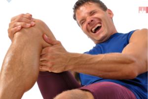 گرفتگی عضله و درمان آن