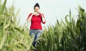 آیا درد قفسه سینه می تواند یکی از علائم آسم باشد؟