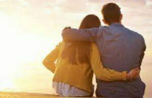 در آغوش کشیدن و انتقال احساسات