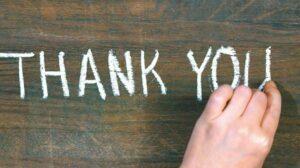 عادت سپاسگزاری