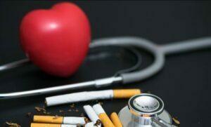 سلامت قلب و ترک سیگار
