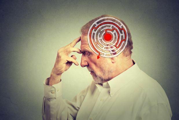دلیل پیر شدن مغز