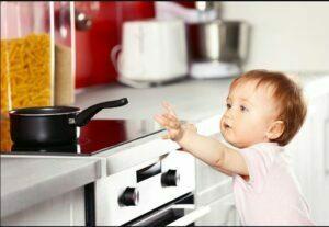 درمان سوختگی در کودکان