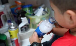 سوختگی شیمیایی در کودکان