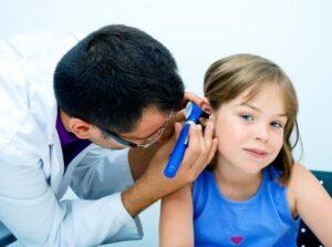 درمان بیماری گوش شناگر