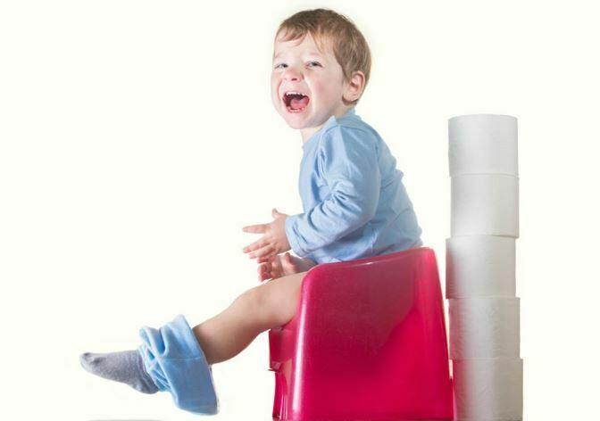 علل یبوست در کودکان