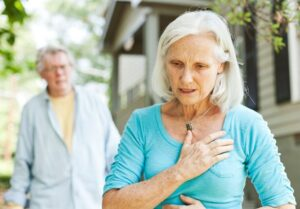 عامل درد قفسه سینه