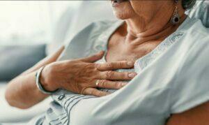 تشخیص درد قفسه سینه