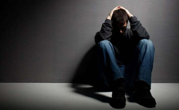 علل افسردگی در مردان