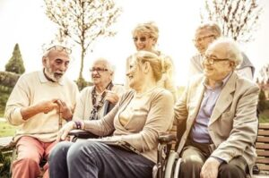 رایحه درمانی در سالمندی