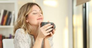 مدیتیشن و چایی