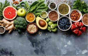 مصرف میوه ها و سبزیجات و روزه  داری