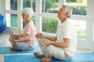 دوران سالمندی و ورزش