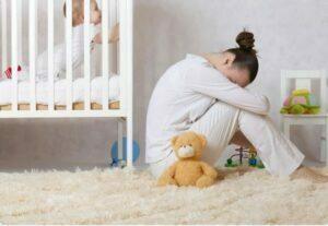 علایم افسردگی پس از زایمان