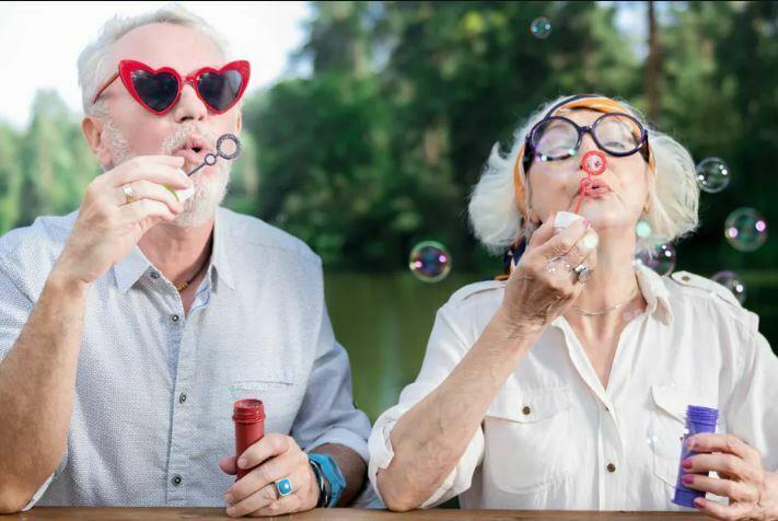خلاقیت و دوران سالمندی