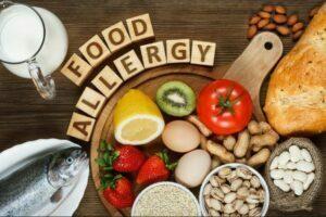 واکنش آلرژیک غذایی