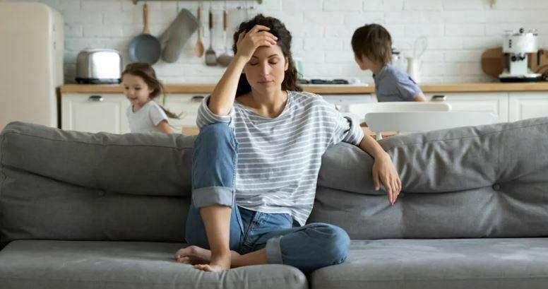 رفع استرس والدین