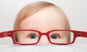 بینایی نوزادان