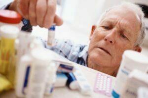 زندگی سالمند و داروها