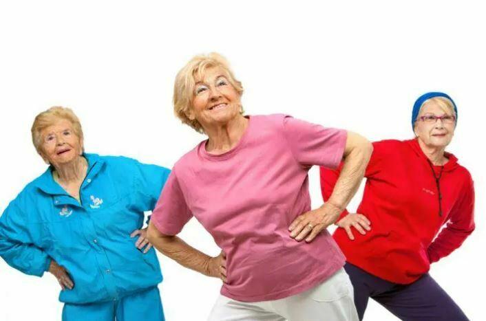 افزایش تحرک سالمند