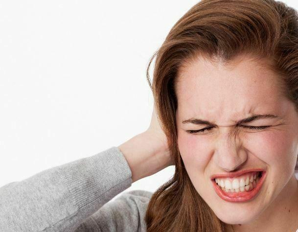علل دندان قروچه