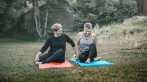 روشهای یوگا درمانی