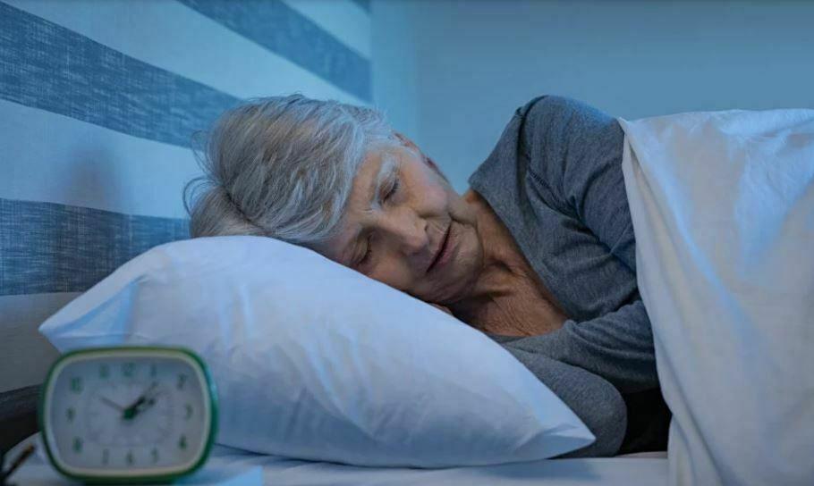 مراقبت از خواب سالمندان
