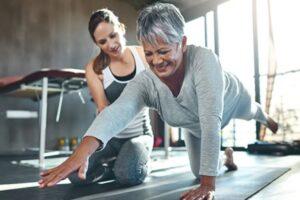 افزایش تحرک افراد پیر