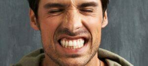 تشخیص دندان قروچه