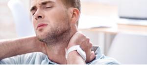 دلایل ایجاد گردن درد