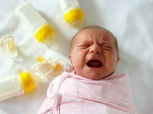عوارض شیر خشک بر پایه سویا