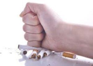 چربی شکمی و ترک سیگار