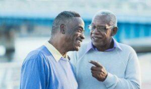 ویژگی های پرستار سالمند و زبان بدن