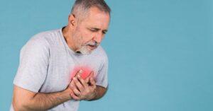 علت حمله قلبی