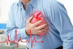 نشانه های  حمله قلبی