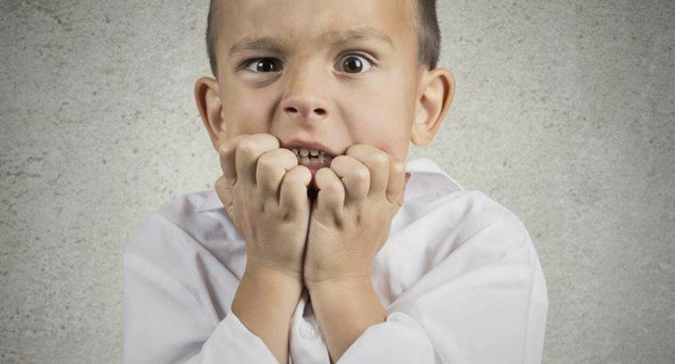 علل اضطراب در کودکان