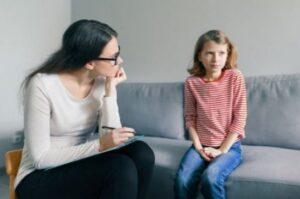روش درمان اضطراب در کودکان