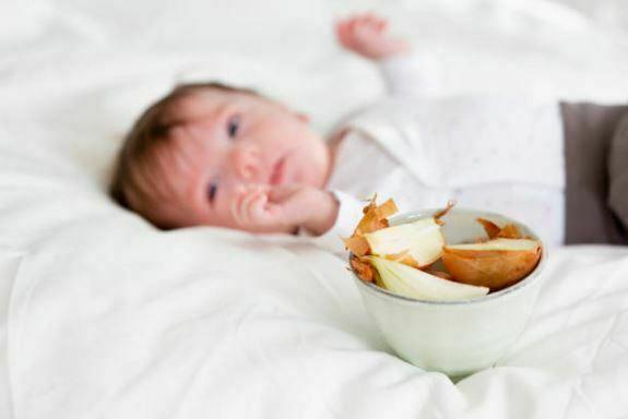 آیا کودکان می توانند پیاز بخورند ؟