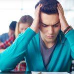علل اضطراب امتحان