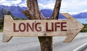 علایم عمر طولانی